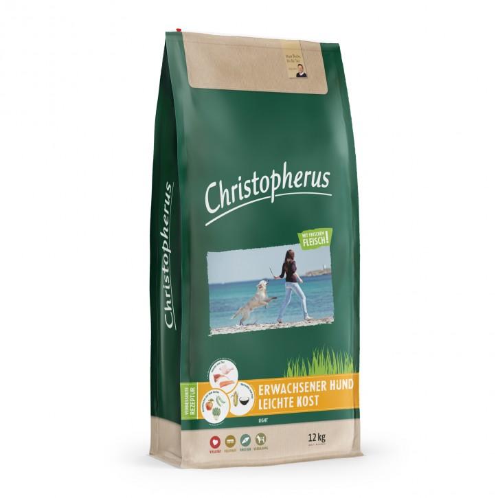 Christopherus Leichte Kost Geflügel & Reis 2 x 12 kg (Staffelpreis)