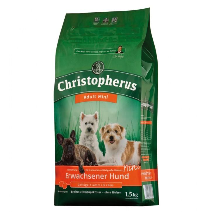 Christopherus Erwachsener Hund Mini 1,5 kg oder 4 kg (SPARTIPP: unsere Staffelpreise)