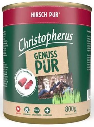 Christopherus Hirsch PUR 800 g