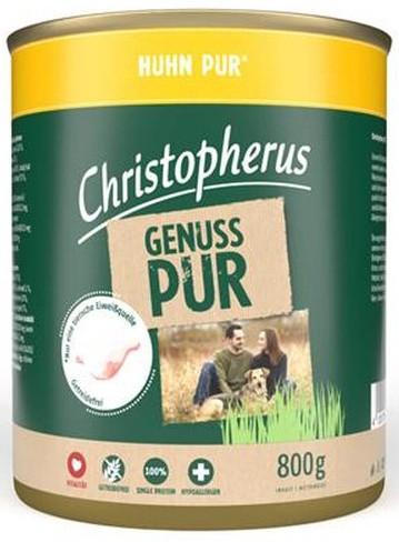 Christopherus Huhn PUR 800 g