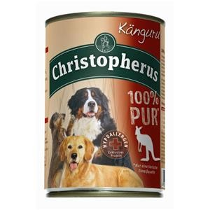 Christopherus Känguru pur Dose 400 g