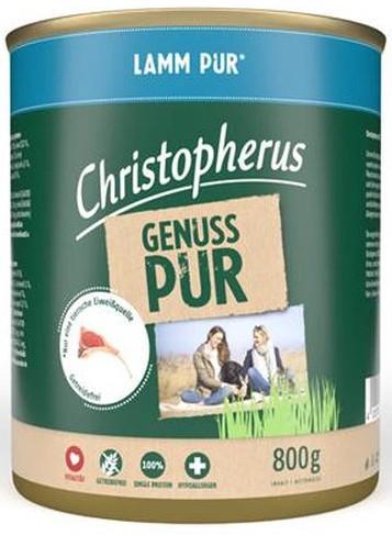 Christopherus Lamm PUR 800 g
