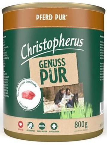 Christopherus Pferd PUR 800 g