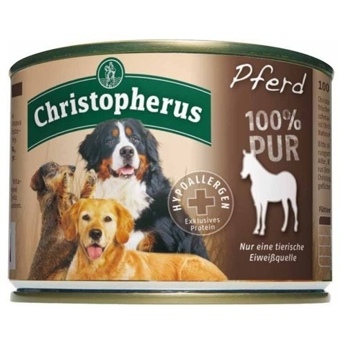 Christopherus Pferd pur Dose 200 g