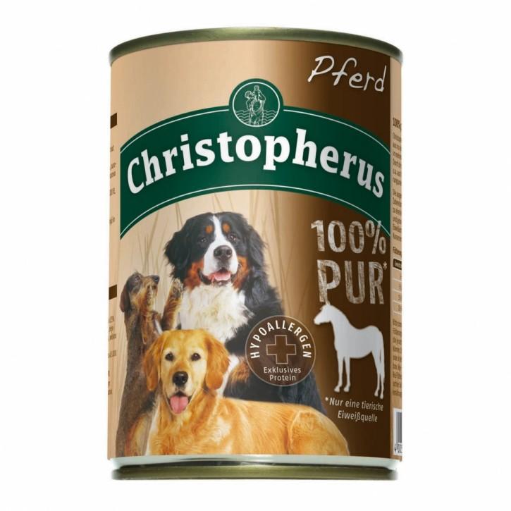 Christopherus Pferd pur Dose 400 g