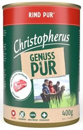 Christopherus Rind PUR 400 g