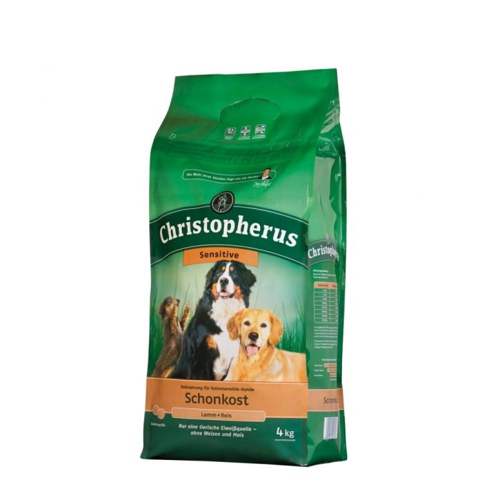 Christopherus Schonkost mit Lamm und Reis 4 kg oder 12 kg (SPARTIPP: unsere Staffelpreise)