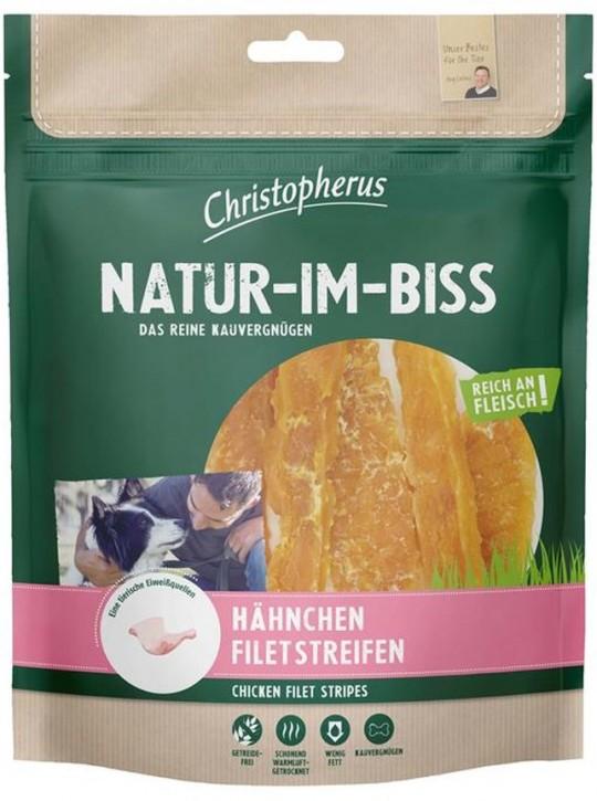 Christopherus Snack Natur im Biss Hähnchenfiletstreifen 5 x 300 g