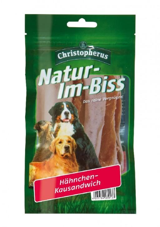 Christopherus Snack Natur im Biss Kausandwich 12 x 70 g