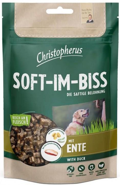 Christopherus Soft Im Biss mit Ente 12 x 125 g