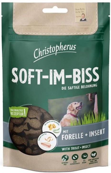 Christopherus Soft Im Biss mit Forelle 12 x 125 g