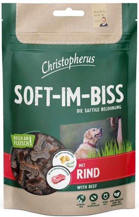 Christopherus Soft Im Biss mit Rind 12 x 125 g