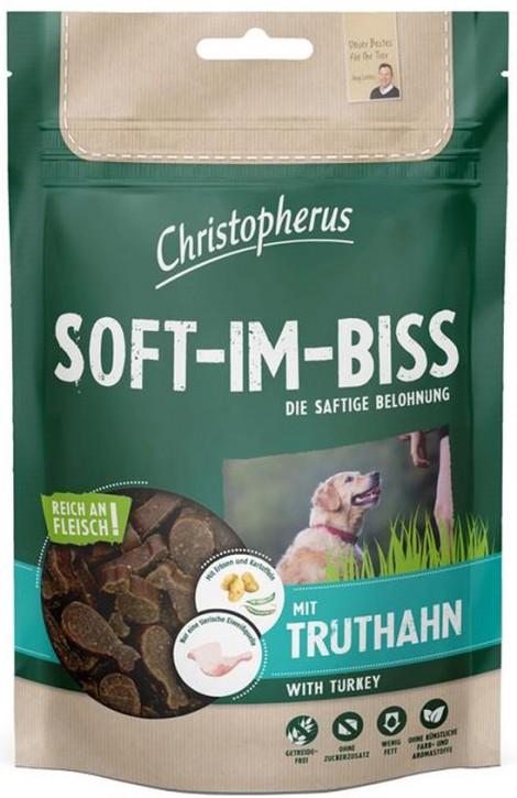Christopherus Soft Im Biss mit Truthahn 12 x 125 g