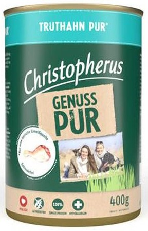 Christopherus Truthahn PUR 400 g