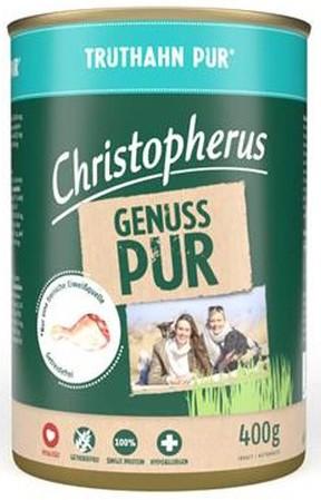 Christopherus Truthahn PUR 400 g