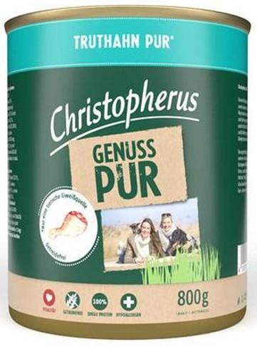 Christopherus Truthahn PUR 800 g