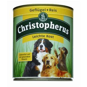 Christopherus leichte Kost Geflügel und Reis Dose 800 g