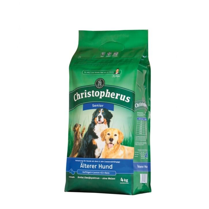 Christopherus Älterer Hund 4 kg oder 12 kg (SPARTIPP: unsere Staffelpreise)