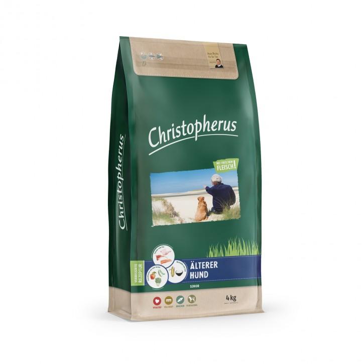 Christopherus Älterer Hund 4 kg