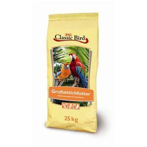 Classic Bird Großsittichfutter 25 kg