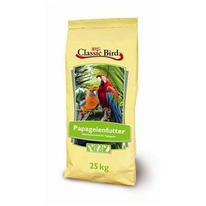 Classic Bird Papageienfutter 25 kg