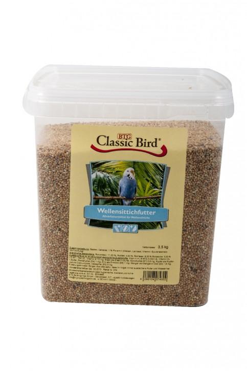 Classic Bird Sittichfutter 3,5 kg (Eimer)