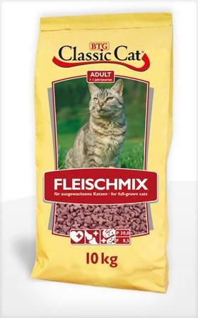 Classic Cat Fleischmix 3 kg