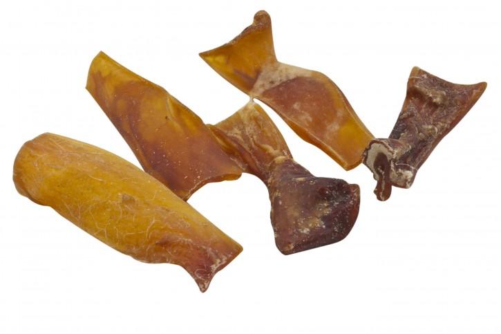 Classic Dog Snack Rinderkopfhaut 500 g oder 1 kg