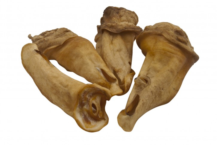 Classic Dog Snack Rinderohren 5 Stück oder 50 Stück
