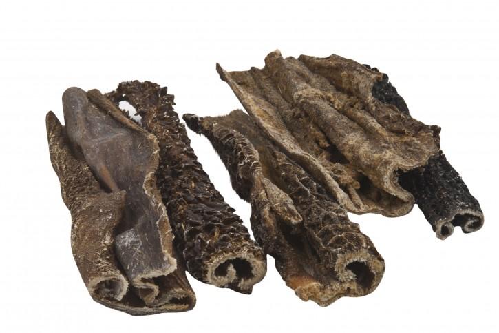 Classic Dog Snack Rinderpansen Natur 500 g, 1 kg oder 5 kg