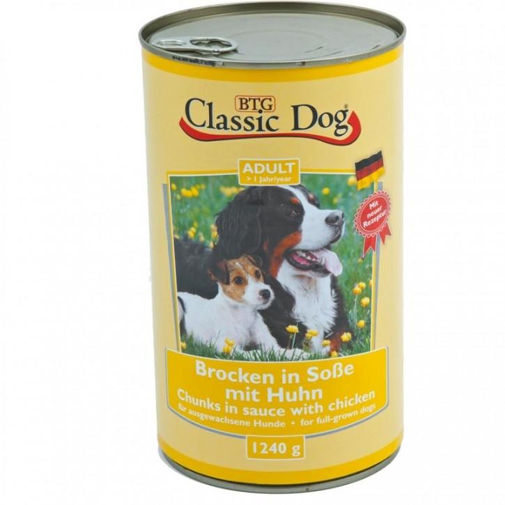 Classic Dog mit Huhn 1.240 g