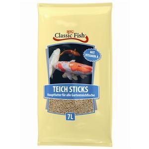 Classic Fish Teichsticks 7 Liter (Beutel)