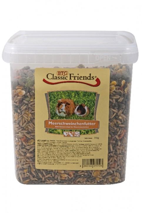 Classic Friends Meerschweinchenfutter 3 kg (Eimer)