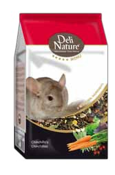 Deli Nature 5 Sterne Menu Chinchilla 2,5 kg