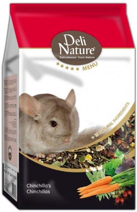Deli Nature 5 Sterne Menu Chinchilla 2,5 kg (SPARTIPP: unsere Staffelpreise)