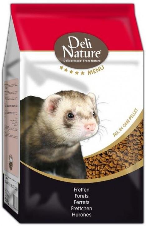 Deli Nature 5 Sterne Menu Frettchen 2,5 kg (SPARTIPP: unsere Staffelpreise)