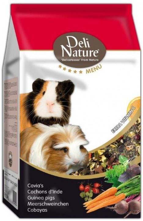 Deli Nature 5 Sterne Menu Meerschweinchen 750 g oder 2,5 kg (SPARTIPP: unsere Staffelpreise)