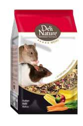 Deli Nature 5 Sterne Menu Ratten 750 g oder 2,5 kg