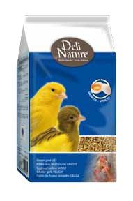 Deli Nature Eifutter gelb feucht 4 x 1 kg oder 10 kg