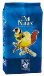Deli Nature Kanarien Zucht ohne Rübsen 20 kg
