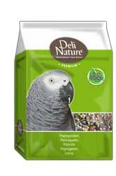 Deli Nature Papageien Premium 10 x 800 g oder 3 kg