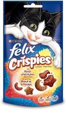 Felix Crispies mit Rind- und Huhngeschmack 8 x 45 g
