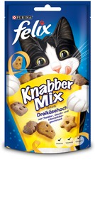 Felix Knabber Mix Dreikäsehoch 8 x 60 g