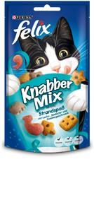 Felix Knabber Mix Strandspaß 8 x 60 g