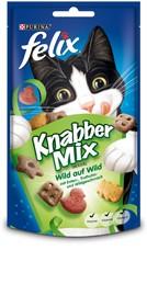 Felix Knabber Mix Wild auf Wild 8 x 60 g