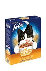 Felix Meaty Sensations mit Geflügel 1 kg