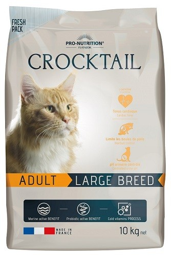 Flatazor Cat Crocktail Adult Large Breed 2 kg oder 10 kg (SPARTIPP: unsere Staffelpreise)