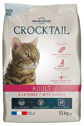 Flatazor Cat Crocktail Adult mit Pute 10 kg