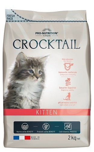 Flatazor Cat Crocktail Kitten 2 kg (SPARTIPP: unsere Staffelpreise)