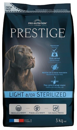 Flatazor Prestige Adult Light & Sterilised 3 kg, 8 kg oder 15 kg (SPARTIPP: unsere Staffelpreise)